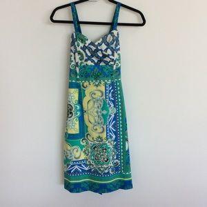 Hale Bob Cabo summer dress